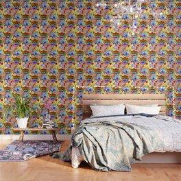 Unicorn Popart by Nico Bielow Wallpaper