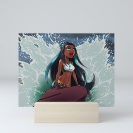 Part of Your Nessa Mini Art Print
