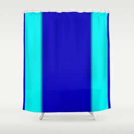 Re-Created ONE No. 17 by Robert S. Lee Shower Curtain