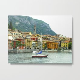 Lake Como 0607 Metal Print