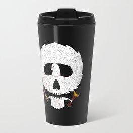 Dove of Death Travel Mug