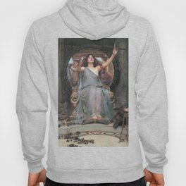 Circe Offering the Cup to Ulysses, John William Waterhouse Hoody