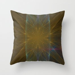 Unsaved Parallel Universi Throw Pillow