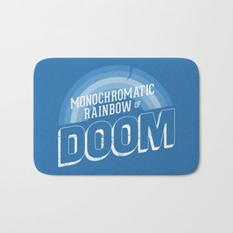 Rainbow of DOOM Bath Mat