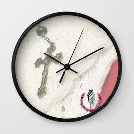 GFALA- Barreta com Cruz Wall Clock