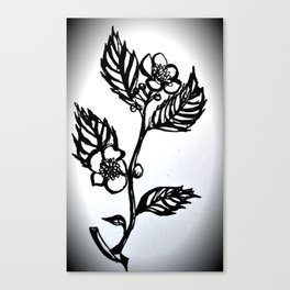 Tea Tree Canvas Print