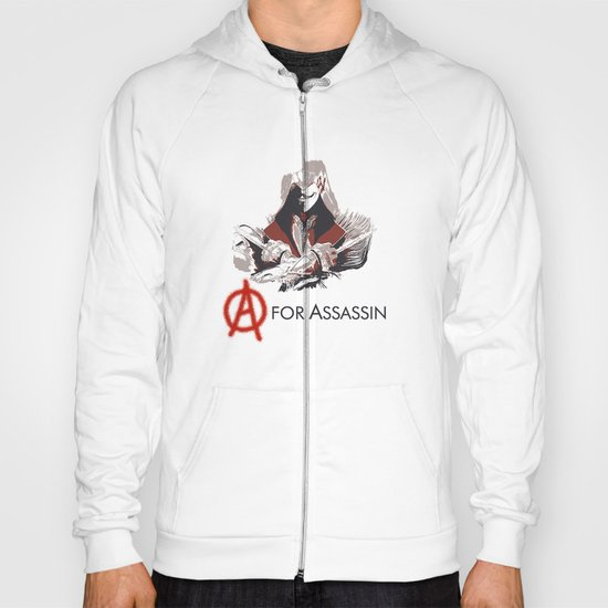 A for Assassin Hoody