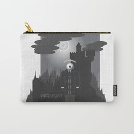vamp.eye.r Carry-All Pouch