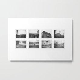 NW Industrial Metal Print