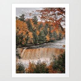 The Tahquamenon Falls Art Print