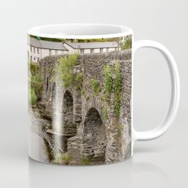 Portrait of Withypool Bridge Coffee Mug