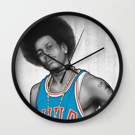 A.I Wall Clock