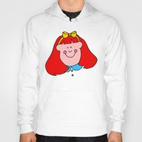 redhead Hoodies featuring Redhead Rules by 2cute
