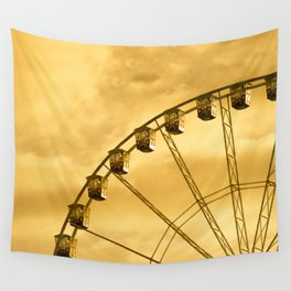 Carnival Is Over Wall Tapestry
