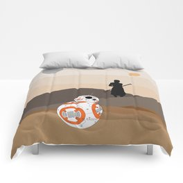 The Force is Here Comforters