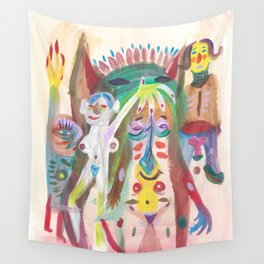 Orgy Wall Tapestry