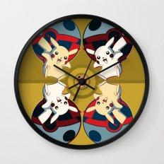 Poketron II Wall Clock