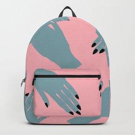 Vampy Hands Backpack