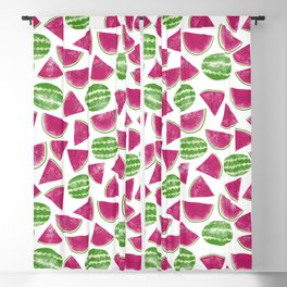Watermelons Blackout Curtain