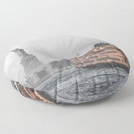 Liberty & The Boat Floor Pillow