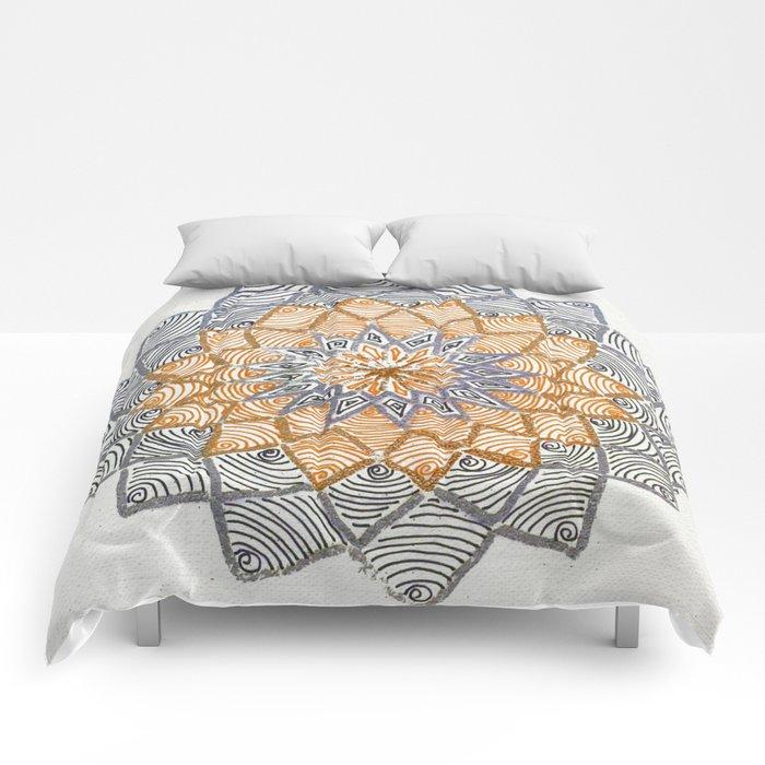 Rangoli 3 Comforters
