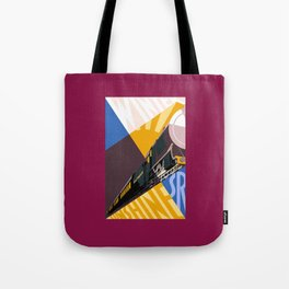 Travel South for Winter Sunshine Tote Bag