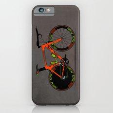 Time Trial Bike iPhone 6s Slim Case