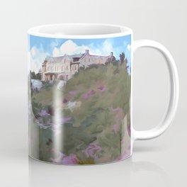 Ha Ha Tonka-Oil Paint Coffee Mug