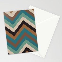 Geometric - 2 Stationery Cards