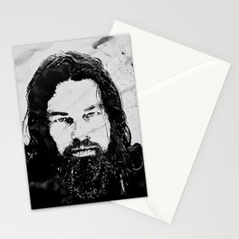 DiCaprio The revenant Stationery Cards