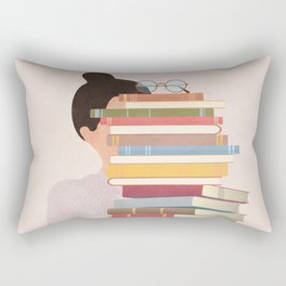 Good Read 01 Rectangular Pillow