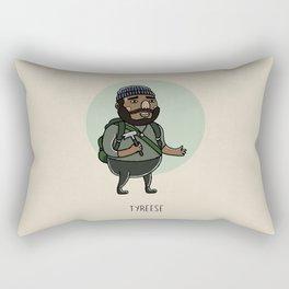 Tyreese Rectangular Pillow