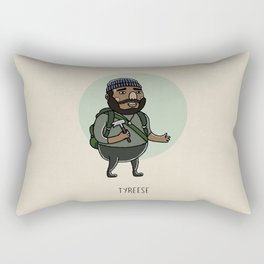 Tyreese Rectangular Pillow