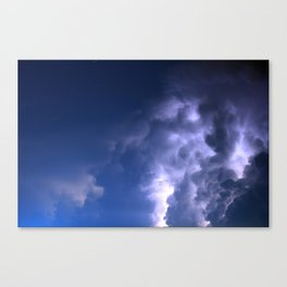Rendezvous With Rama Canvas Print