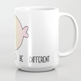 Narval - Be Different Coffee Mug