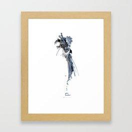 w/s | d Framed Art Print