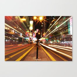 The Streets Canvas Print