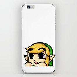Link Lurk iPhone Skin