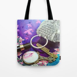 Timeless Beauty Tote Bag
