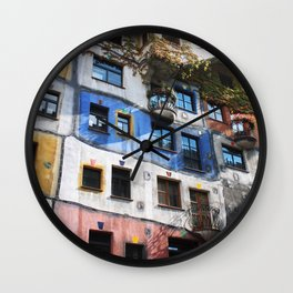 Austria Vienna  Travel Photography Fine Art Feature Sale Calender Wall Decor Art Decor Wall Clock
