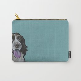 Bea the Springer Spaniel Carry-All Pouch