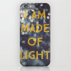 Made Of Light iPhone 6s Slim Case