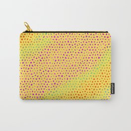 Yellow Fun Carry-All Pouch