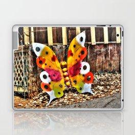 Iron Butterfly Laptop & iPad Skin
