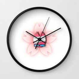 The Unusual Suspects Character 01 Wall Clock