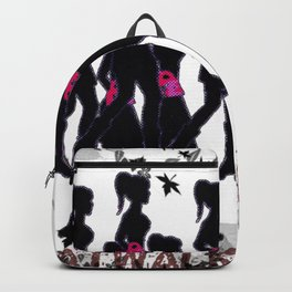 Catwalk Crowd Backpack