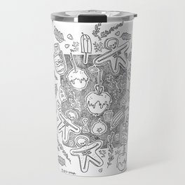 Halloween food delicious Travel Mug