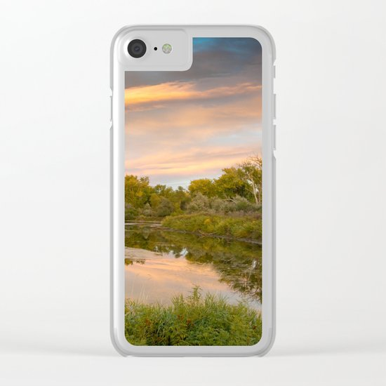 Glade Clear iPhone Case