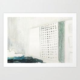 megalopolis Art Print
