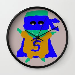 Spam 2 too Wall Clock